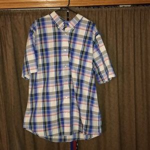 The Foundry Supply Co. button down short sleeve